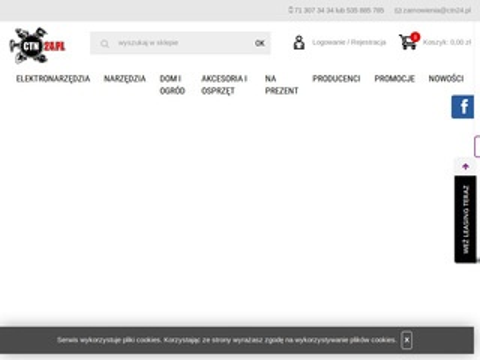 Ctn24.pl wiertarko wkrętarka