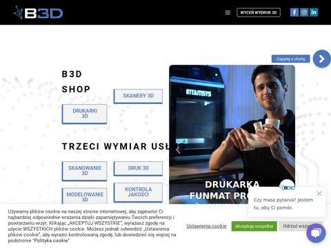B3d.com.pl fotogrametria