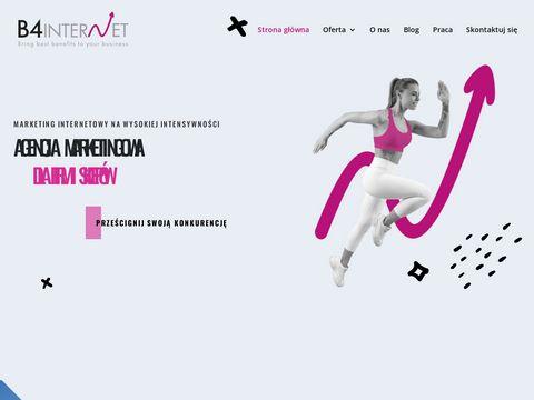 B4Internet.pl marketing w internecie