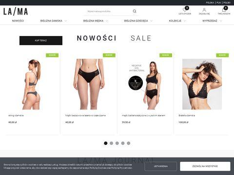 Bielizna sklep internetowy - bielizna.com.pl