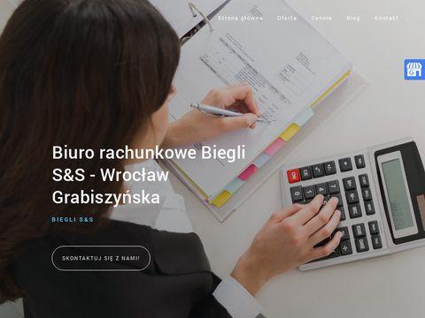 Bieglisis.pl biuro rachunkowe Wrocław