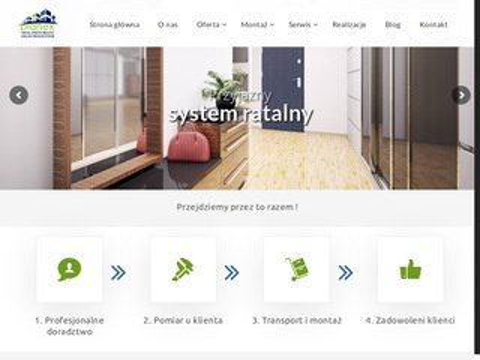 Bianex.pl - montaż bram garażowych