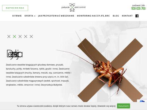 Bialystokddd.pl odszczurzanie