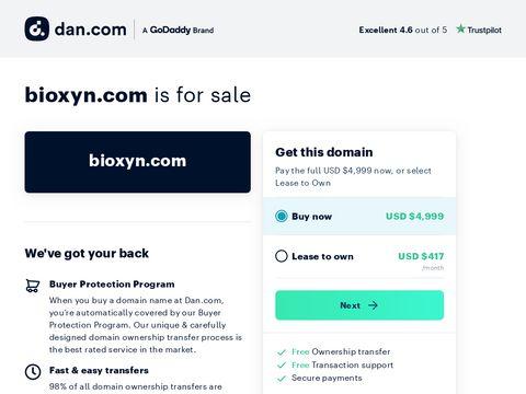Bioxyn.com