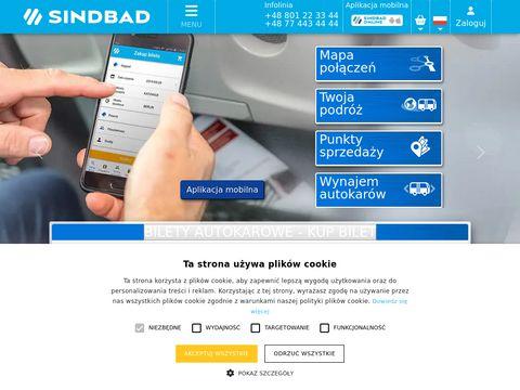 Bilety autokarowe online