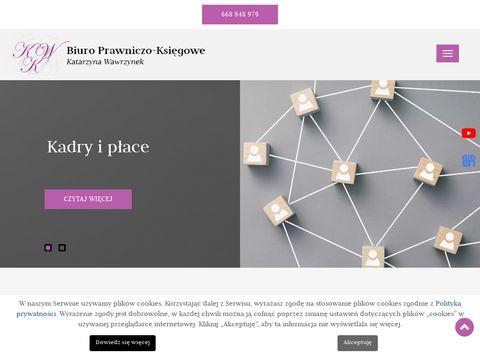 Wawrzynek dobre biuro rachunkowe Katowice