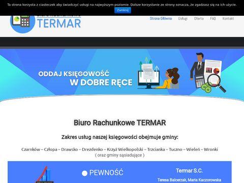 Termar - biuro rachunkowe Wieleń