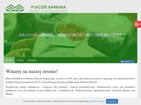 Biuro Rachunkowe Barbara Placzek Gliwice