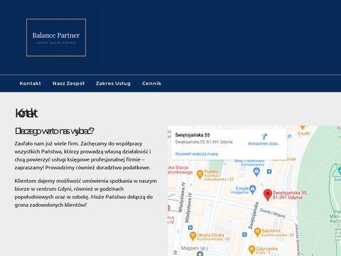 Balance Partner spółki giełdowe Gdynia