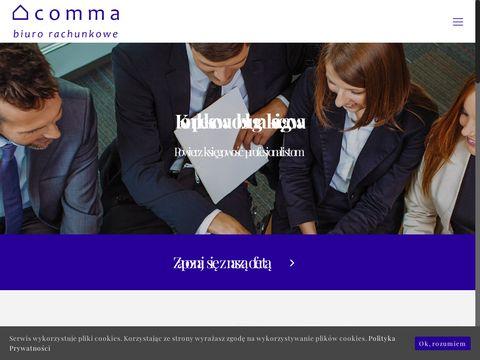Biurocomma.pl rachunkowe Słupsk