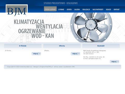 BJM Studio projektowanie instalacji