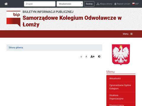 BIP SKO Łomża Aktualności