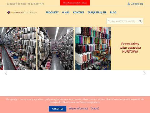 Bizuteriasztuczna.com.pl Hurtownia biżuterii sztucznej