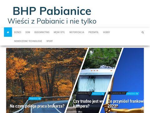 Bhppabianice.com.pl artykuły