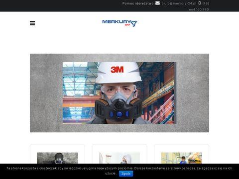 Bhp.merkury-24.pl sklep z odzieżą