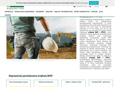 Bhp-online.com - ocena ryzyka zawodowego