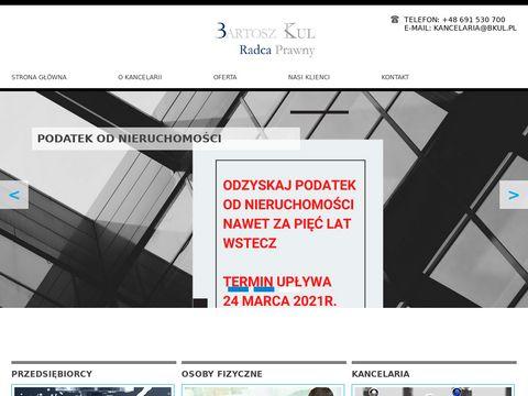 Bkul.pl radca prawny Łódź