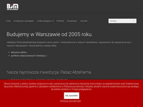 BJM Development - nowe mieszkania Warszawa