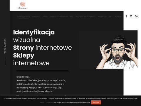 Black-art.com.pl strony internetowe Swarzędz