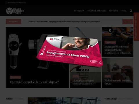 Blackdiamond-tools.pl giętarka kuszowa