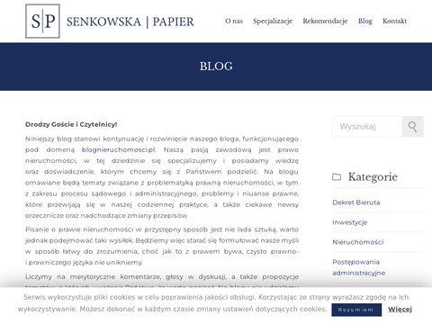 Blognieruchomosci.pl