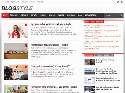 Blogstyle.pl zobacz CV kreatywne