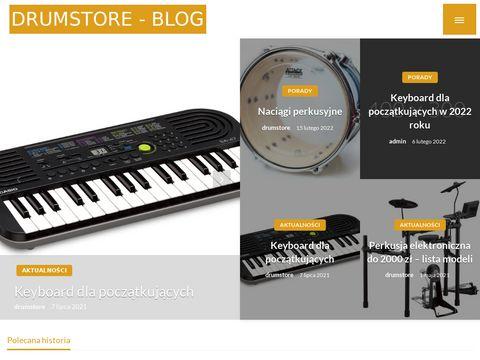 Blog.basement-store.pl - perkusje
