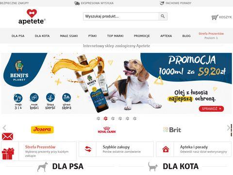 Blog.apetete.pl dla miłośników czworonogów