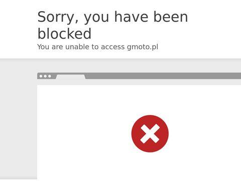 Gmoto.pl blog motocyklowy