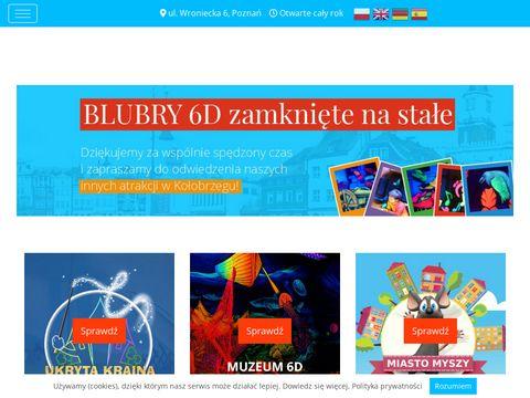 Blubry6d.pl - urodziny dla dzieci Poznań