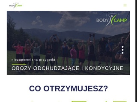 Bodycamp.pl bootcamp trening