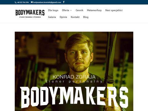 Body-makers.pl trener osobisty Tarnowskie Góry