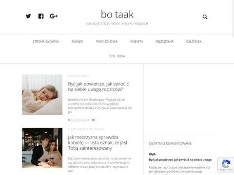 Botaak.pl - co myślą kobiety