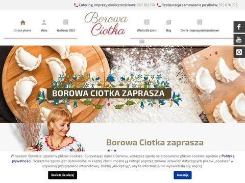 Borowaciotka.pl kuchnia kaszubska