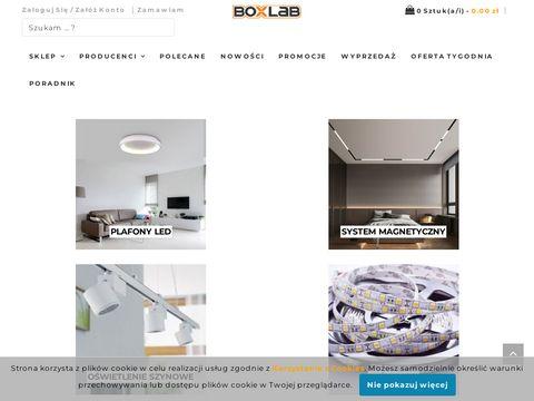 Boxlab.pl zasilacz 12v