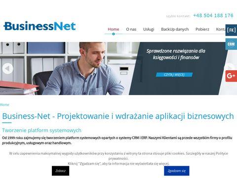 Business-Net W. Żółtowski i Wspólnicy s.j.