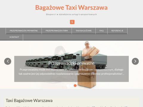 Bagazowe-taxi-warszawa.pl