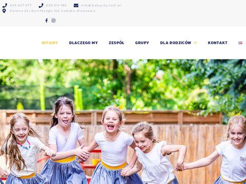 BABY CITY Przedszkole