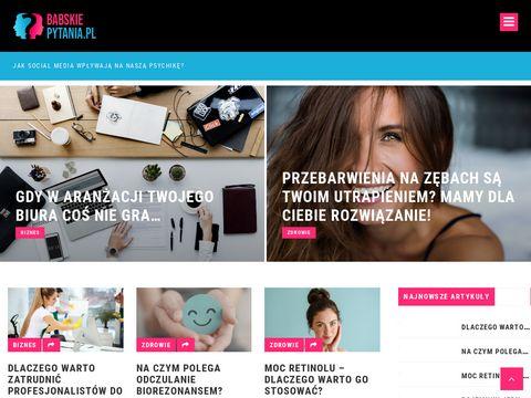 Babskiepytania.pl biznes i finanse