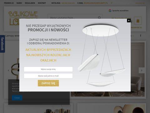 Bajkowelampy.pl leucos