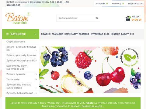 Batom.pl kosmetyki naturalne