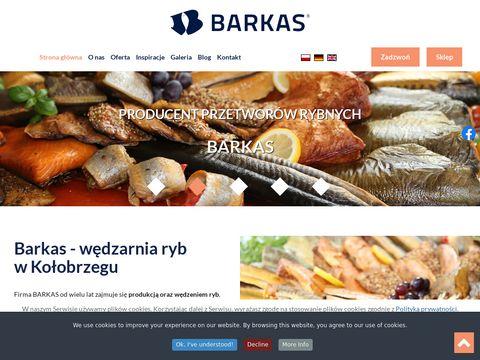 Barkas.pl hurtownia rybna