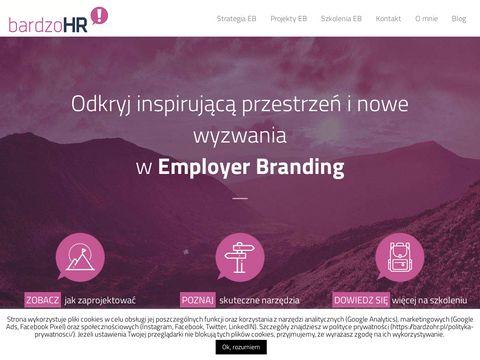 Blog o budowaniu wizerunku pracodawcy