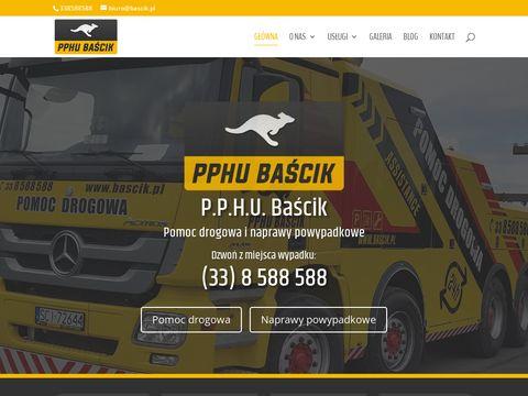 PPHU Baścik pomoc drogowa Cieszyn