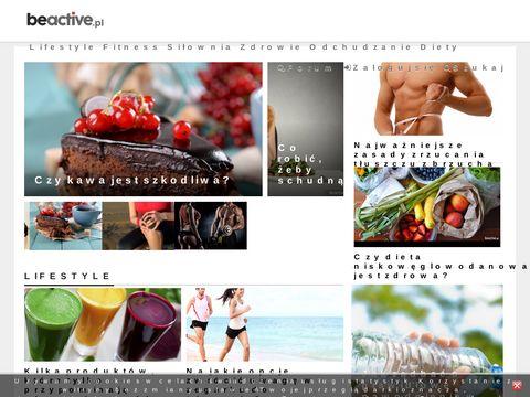 BeActive.pl - zdrowie i aktywny tryb życia