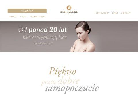Benessere.pl salon kosmetyczny beauty & spa