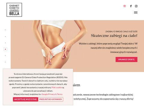 Bella - makijaż permanentny Warszawa