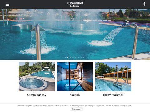 Berndorf.pl baseny hotelowe