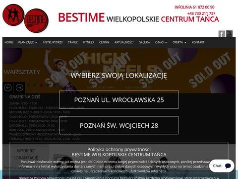 Bestime.pl wieczór panieński w szkole tańca