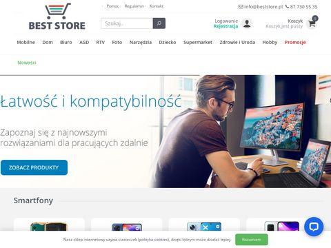 Beststore.pl - telefony komórkowe